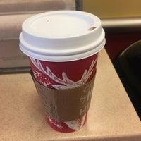 Photo taken at Starbucks by Megan C. on 12/21/2016