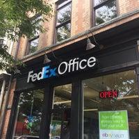 Photo taken at FedEx Office Print & Ship Center by Megan C. on 8/8/2016