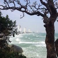 Photo taken at Hua Hin Sea view paradise Condo by Elena B. on 12/28/2013