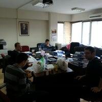 Photo taken at UEDAŞ Genel Müdürlüğü by Muharrem Beşir B. on 3/16/2013