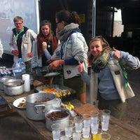 Photo taken at Bevoorrading Coureur Café by Jan-Willem L. on 4/19/2014