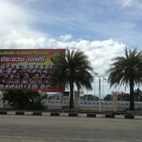Photo taken at Sam Ao Stadium by Beer Sood D. on 7/2/2013