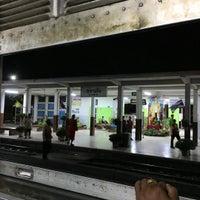 Photo taken at Taphan Hin Railway Station (SRT1099) by Navara R. on 6/8/2016