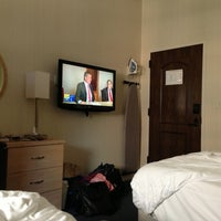 Photo taken at Cosmopolitan Hotel - TriBeCa by Przemek S. on 7/18/2013