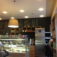 Photo taken at Boréal Coffee Shop by Trond B. on 1/2/2013