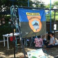 Photo taken at Fakultas Perikanan dan Ilmu Kelautan by Yudi S. on 11/24/2012