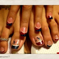 Photo taken at Majestic Nails by Ash B. on 4/1/2013