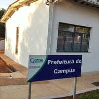 Photo taken at Prefeitura do Campus by 💀Bruno F. on 9/2/2014