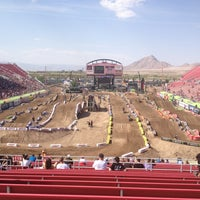 Photo taken at Sam Boyd Stadium by Sydnee D. on 5/5/2013