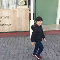 Photo taken at Ozel Adana Final Okullari by Ayşegül M. on 3/8/2016