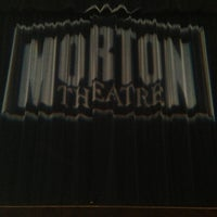 Photo taken at Morton Theatre by Kimberley N. on 5/18/2013