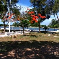 Photo taken at Vila Uniao (Lagoa Do Opaia) by Inácio P. on 3/17/2013