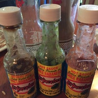 Photo taken at Carlos' Cantina by Duncan R. on 9/19/2015