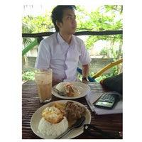 Photo taken at Bamboombayan Resto by Ann Jeniel A. on 8/4/2014
