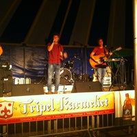 Photo taken at Streekbierenavond Maldegem by Ellen R. on 9/19/2014
