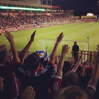 Photo taken at Toyota Park by James L. on 7/4/2013