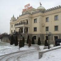Photo taken at Nabat hotel by Евгений К. on 3/2/2014