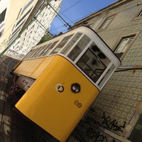 Photo taken at Elevador do Lavra by Beatriz A. on 4/20/2013