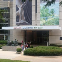 Foto tomada en Dallas Museum of Art  por Dany C. el 8/4/2013