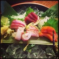 Photo taken at Yummy Sushi by john c. on 12/7/2013