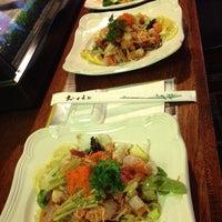 Photo taken at Yummy Sushi by john c. on 11/30/2013