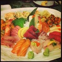 Photo taken at Yummy Sushi by john c. on 11/21/2013
