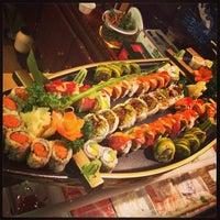 Photo taken at Yummy Sushi by john c. on 12/3/2013