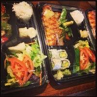 Photo taken at Yummy Sushi by john c. on 11/25/2013