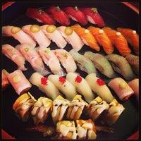 Photo taken at Yummy Sushi by john c. on 12/12/2013