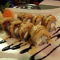 Photo taken at Yummy Sushi by john c. on 4/15/2013
