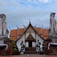 Photo taken at Wat Phu Mintr by Neungroethai P. on 8/24/2017