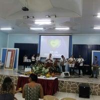 Photo taken at Igreja da Paz by Andrey M. on 11/10/2013