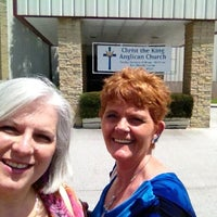 Photo taken at Christ The King Anglican Church by Danna C. on 7/14/2013