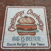 Photo taken at Cheeburger Cheeburger by Mike R. on 7/29/2013