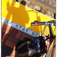 Photo taken at Rail Runner: Los Ranchos/Journal Center by Rickbischoff on 8/19/2013