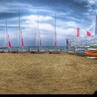 Photo taken at Aqua Fantasy Sailing Sports by Nur D. on 6/29/2015