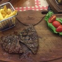8/4/2016 tarihinde Bünyamin B.ziyaretçi tarafından Karabiber Cafe & Restaurant'de çekilen fotoğraf