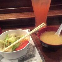 Photo taken at Kobe Japanese Steak House by Shaymar H. on 6/16/2013