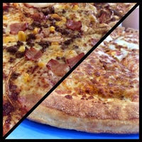Photo taken at Domino's Pizza by Xabier M. on 7/28/2013