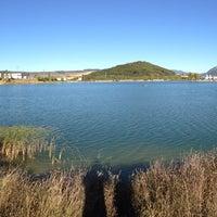 Photo taken at Balsa La Morea by Xabier M. on 9/2/2014