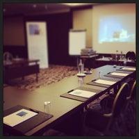 Photo taken at Van der Valk Hotel Haarlem by CoachSander V. on 2/13/2013