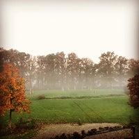 Photo taken at Landhuishotel De Bloemenbeek by CoachSander V. on 10/31/2014
