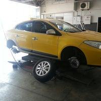 Photo taken at Basar Otomotiw Michelin by Muhammet ibrahim şahin İ. on 5/10/2014