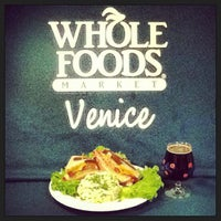 Photo taken at Whole Foods Market by Whole Foods Market Venice on 3/17/2013