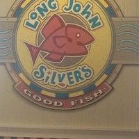 Photo taken at Long John Silvers by Debbie M. on 5/3/2013