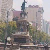Foto tomada en Glorieta de Cuitláhuac por Jess B. el 9/4/2018