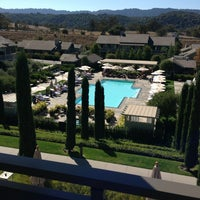 Photo taken at Rosewood Sand Hill by Ed G. on 10/14/2013