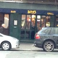 Photo taken at Luke's Bar & Grill by Ed G. on 11/16/2013