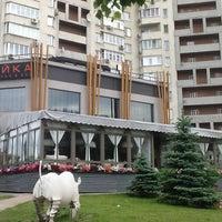"Photo taken at Ресторан ""Чайка"" by Раиса Г. on 5/20/2013"