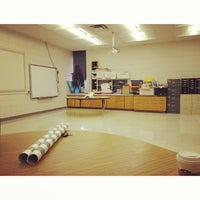 Photo taken at Royal Heights Elementary by Eli Y. on 8/11/2013